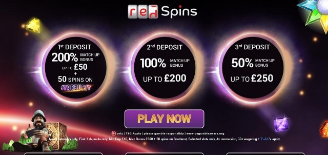 Match Bonus Free Spins