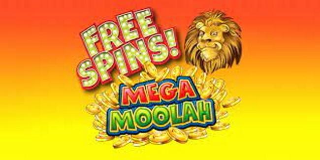 Mega Moolah- Free Spins