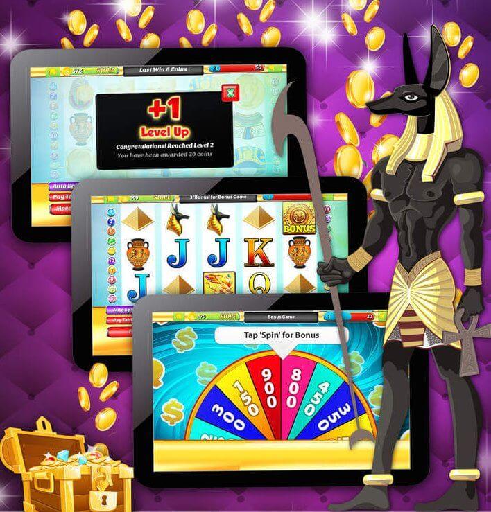 Megabucks online slots