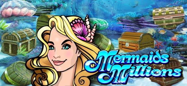 Mermaids Millions - high-limits pokies
