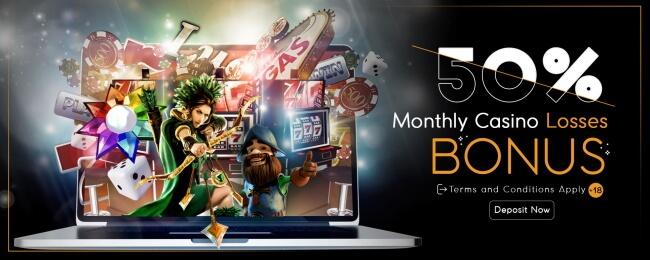 Monthly Deposit Bonus