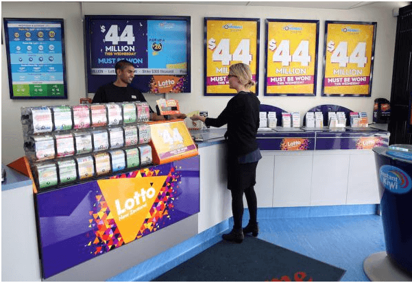 Buy Powerball lottery ticket in NZ