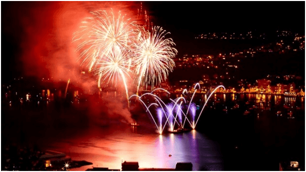 NZ Fireworks