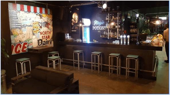 Neck of Woods bar
