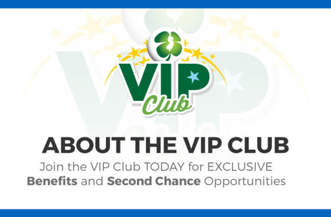 Opportunity to join VIP Club