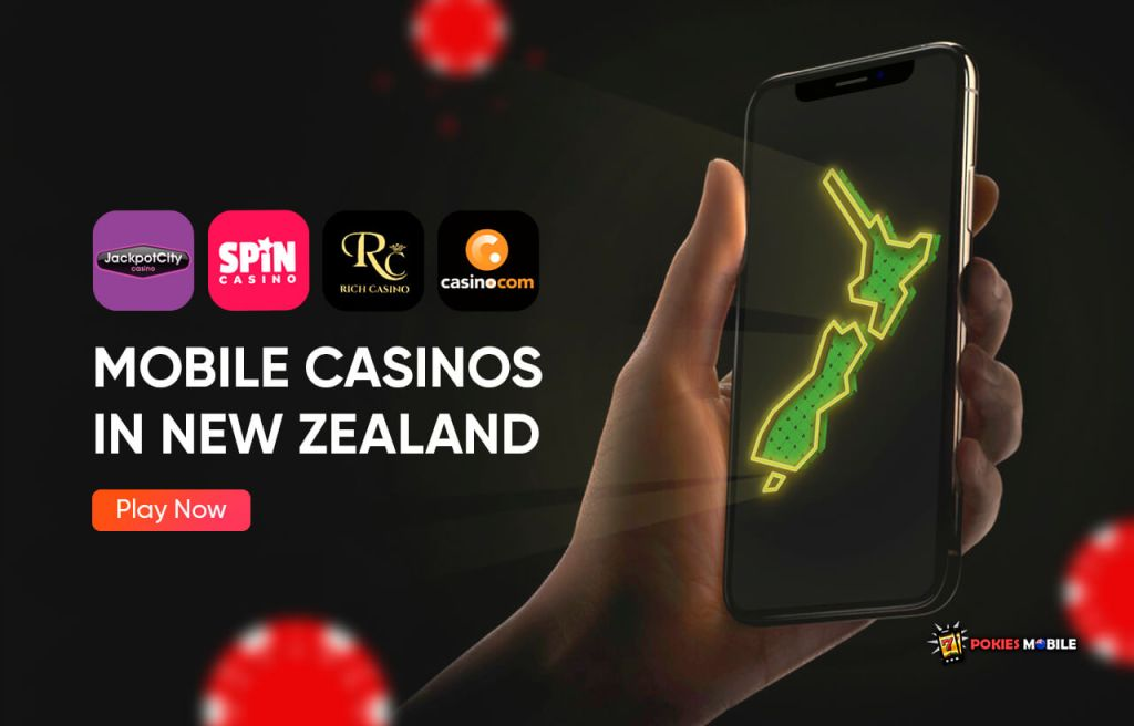 Play Mobile Casinos in NZ - Your Ultimate Guide