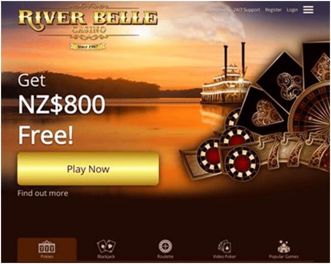 River Belle Casino NZ