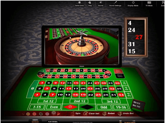 Online casinos NZD $5 roulette tables