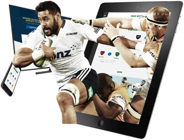 Rugby Pass App Features