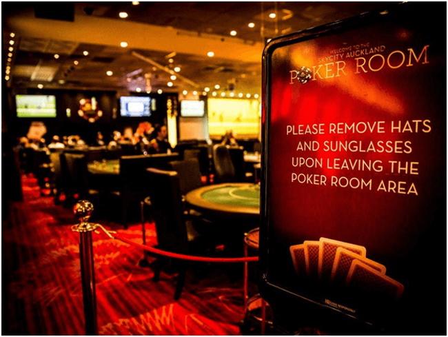 Sky City Poker