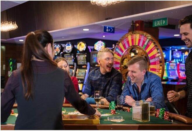 Skycity Queenstown casino- Gaming machines