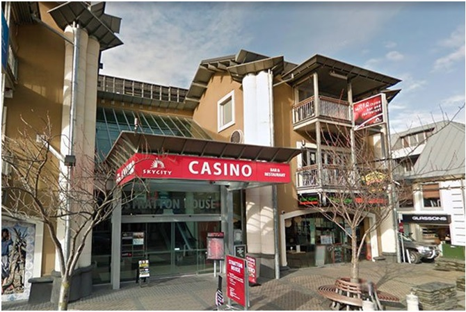 Skycity Queenstown casino