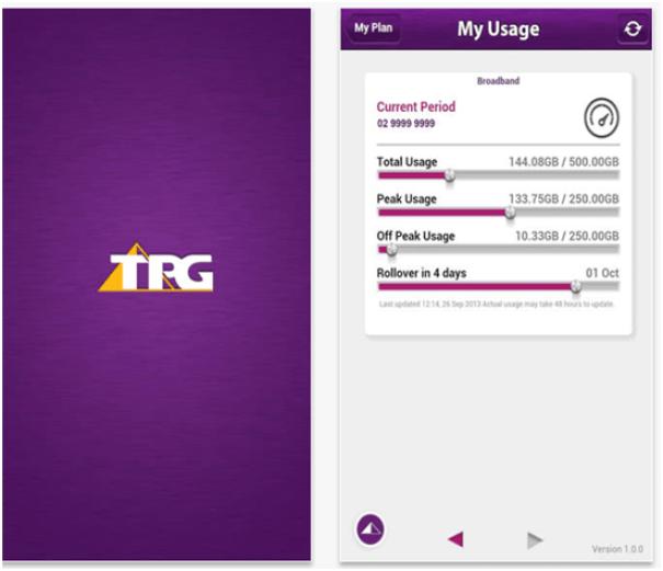 TPG App