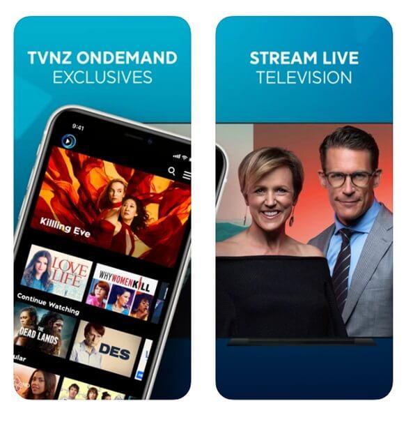 TVNZondemand App