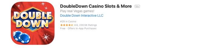 The casino app