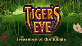 Enjoy Tiger's Eye Pokies with 96.26 RTP