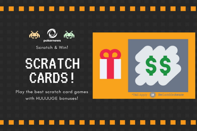 Top 5 Online Scratch Cards with High RTPs