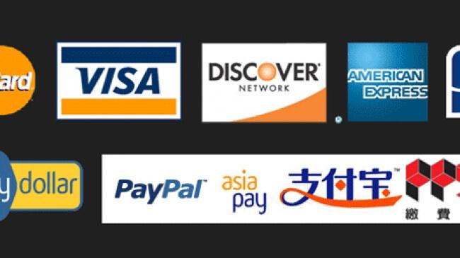 Visa or MasterCard (debit or credit)UKashClick2PayPaypal
