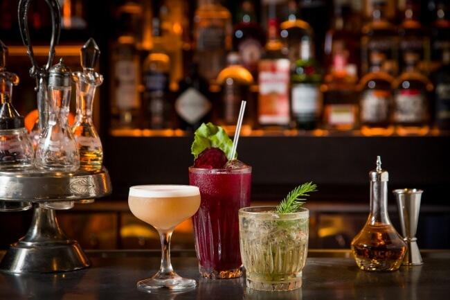Visit Chow's Cocktails