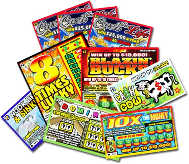 Ways to Win with Scratch Cards