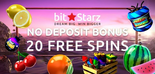 Free spins at Bit Starz