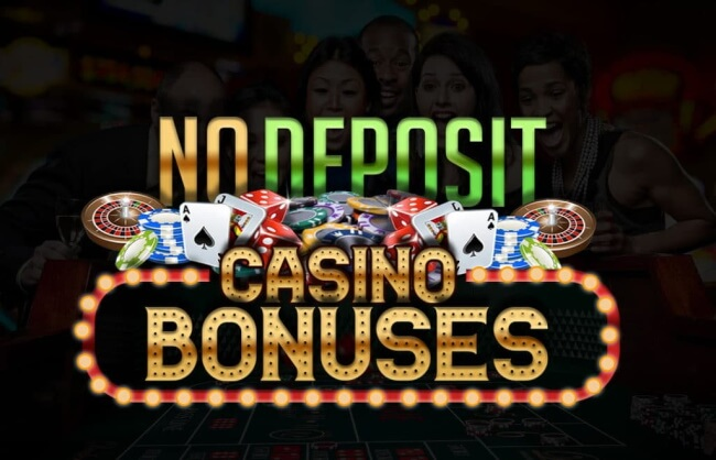 Why Do No Deposit Casino Bonuses Exist