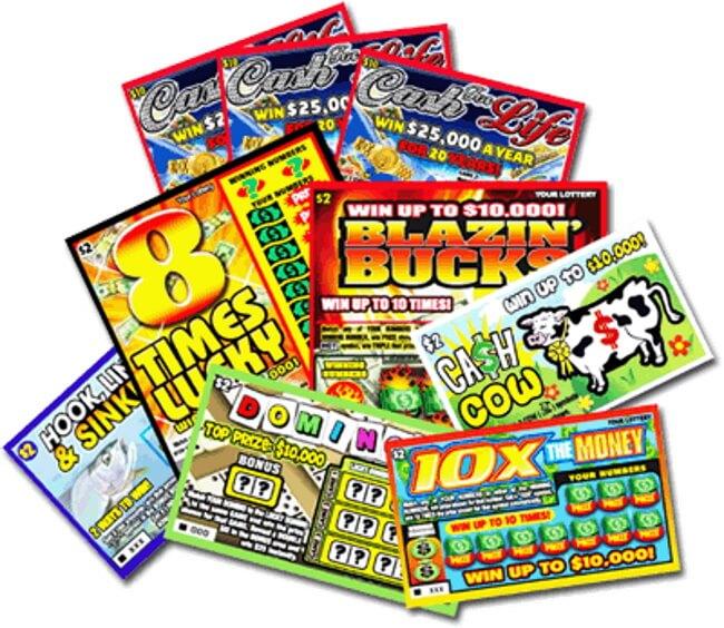 Winning big with Scratch Cards