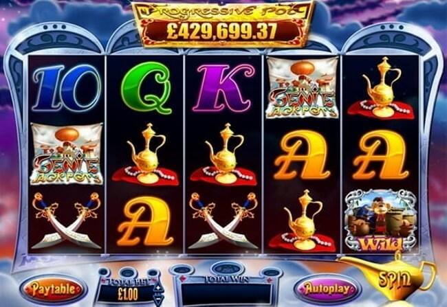 Wish Upon a Jackpot - 96.06%