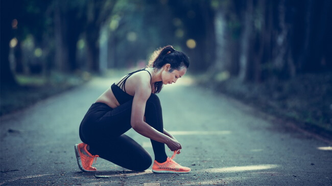Workout Prevents Burnout