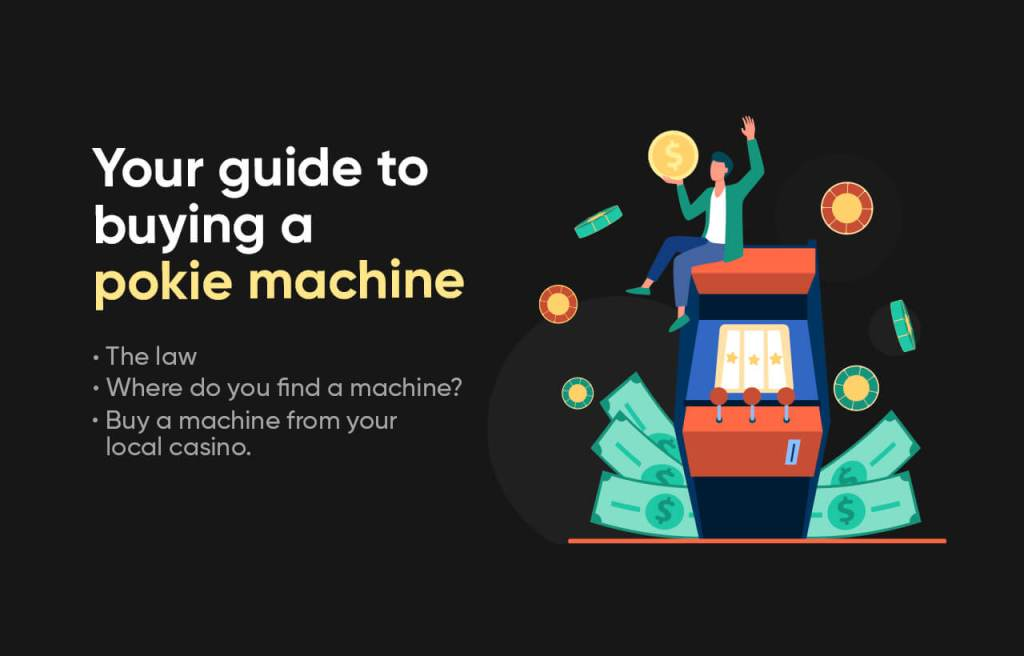 Your guide to buying a pokie machine