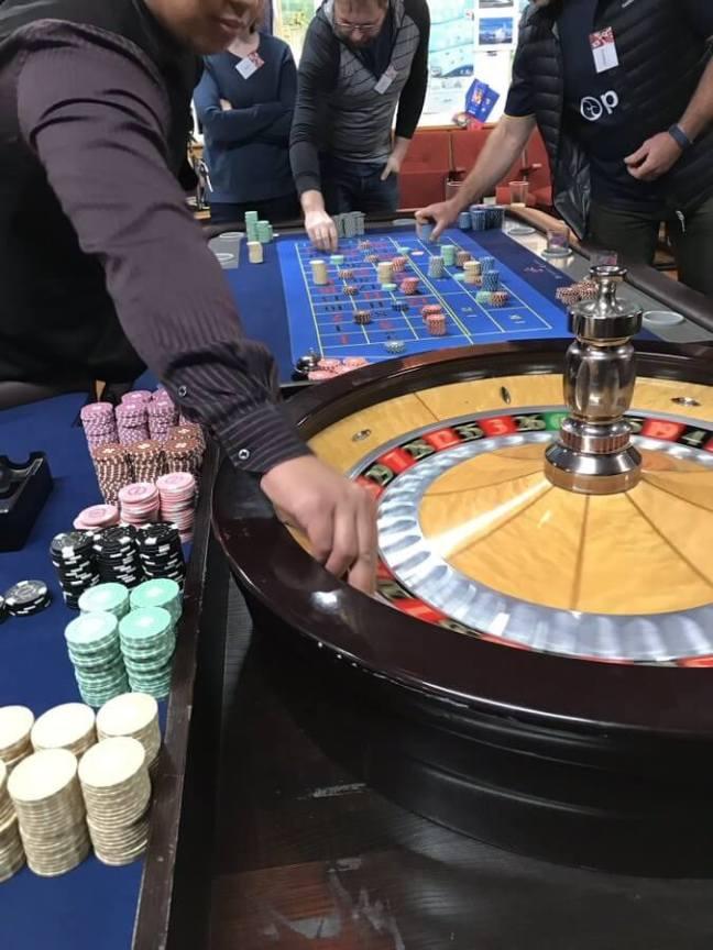 dunedin casino roulette