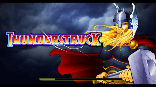 Thunderstruck Loading Screeen