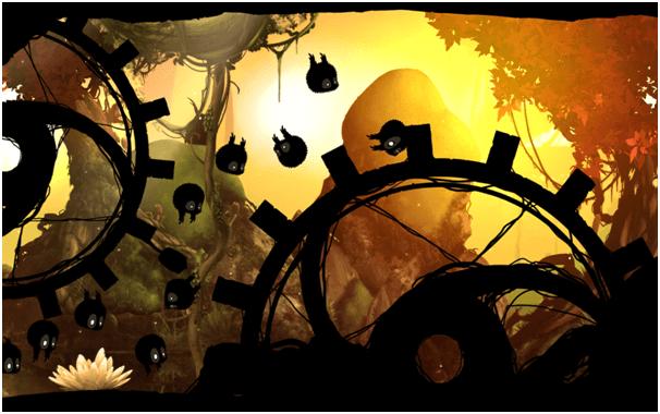Badland Game App