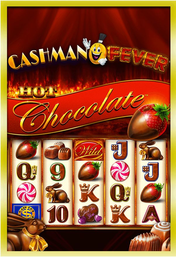 How to play Cashman Fever Hot Chocolate on mobile