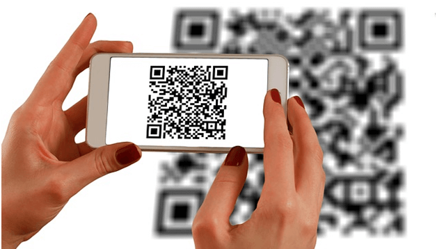 Casinos create QR codes with an online QR code generator tool