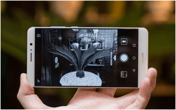 Future smartphones- Augmented Reality