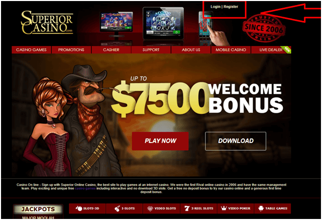 Play free game apps at online casinos