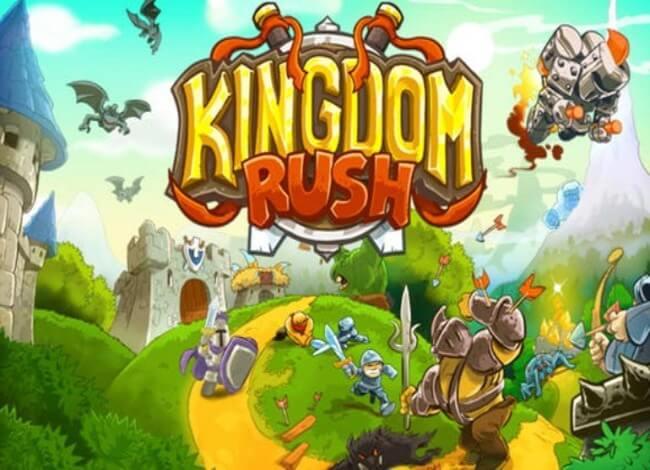 Kingdom Rush games