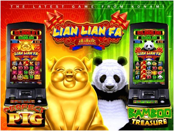 Lian Lian Fa Pokies