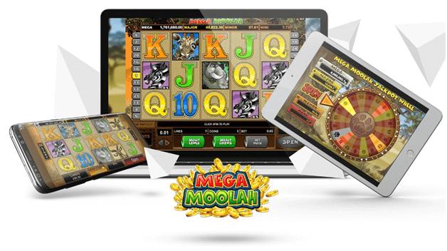 mega moolah app