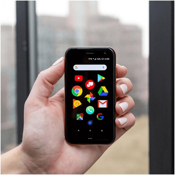 Palm Tiny Smartphone Australia