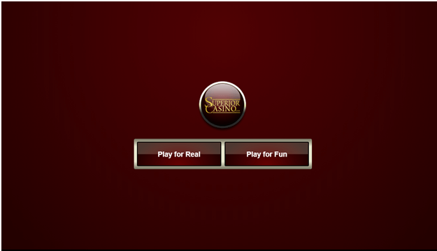 Play for free or with real money online