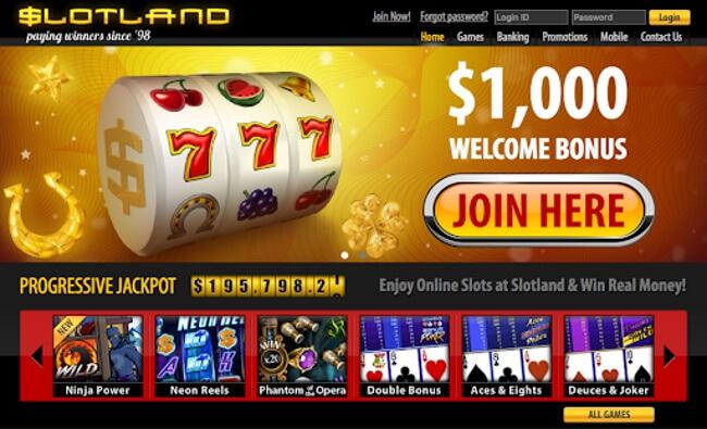 Slotland-Casino