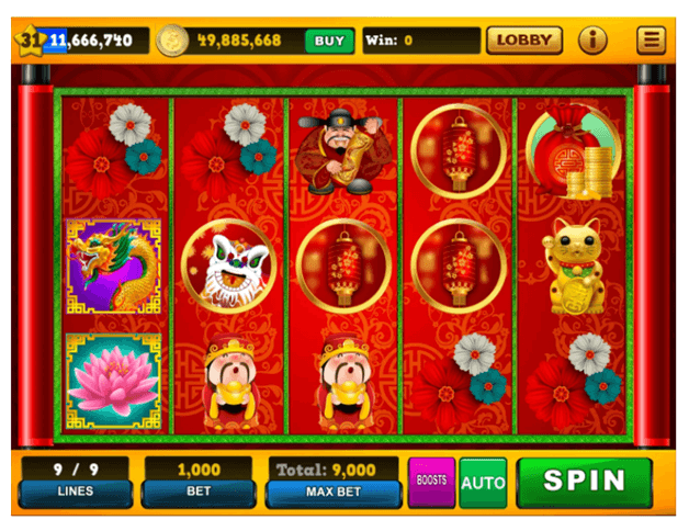 Slots lucky Fortune casino
