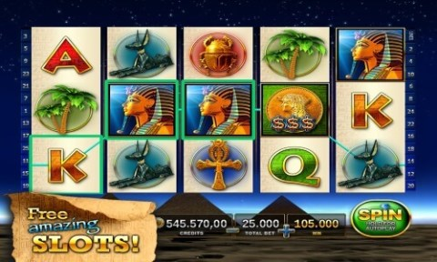 Slots Pharaohs Way