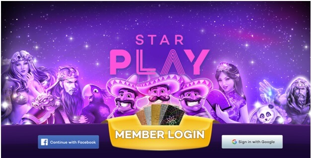 Star play online casino