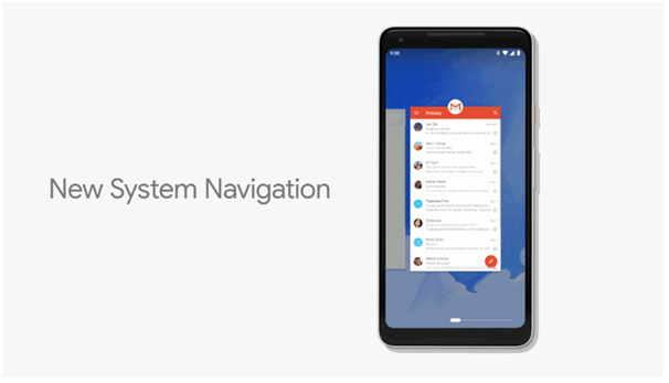 How to enable swipe gestures on mobile