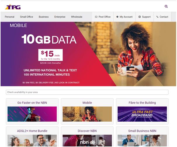 TPG Mobile