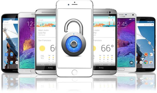 Unlocked mobile