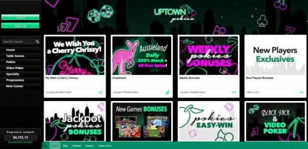 Uptown-Pokies